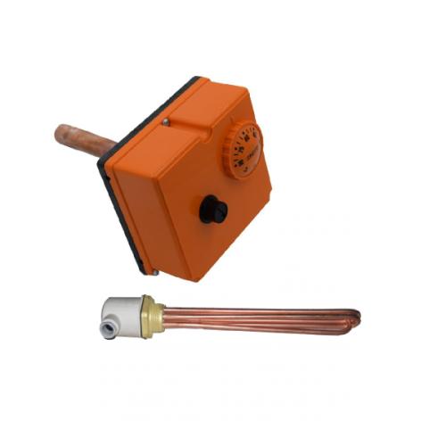 Kit rezistenta electrica si termostat FERROLI, 7.5 kW, 240 V