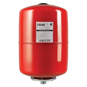 Vas de expansiune vertical FERROLI VEF 8, 8 litri, 10 bar, multifunctional